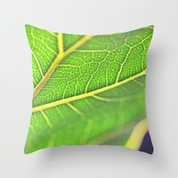 Clever Throw Pillow