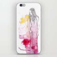 zadig iPhone & iPod Skin