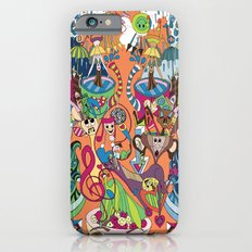 These Sounds Fall into My Mind iPhone 6s Slim Case