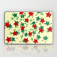 5 Colors Composition (#2) Laptop & iPad Skin