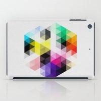 Geo Hex 01. iPad Case