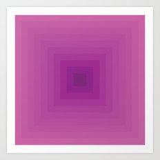 Colour Field v.1 Art Print