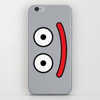 Dragon Quest's Metal Slime iPhone & iPod Skin