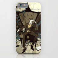 iPhone & iPod Case featuring H.P. Lovecraft by Abigail Larson