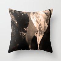 Droplet Throw Pillow