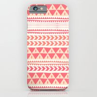 Winter Stripe II iPhone 6 Slim Case