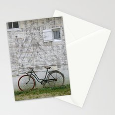 Bicyclette Normandie Stationery Cards