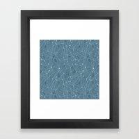 Atlantis BL Framed Art Print