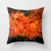 Give Me An Orange, Juliu… Throw Pillow