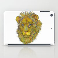 Dandy Lion iPad Case