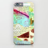iPhone & iPod Case featuring Iphone Case 2 by Cathy Bluteau of Cathy Michaels Design