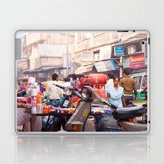 India New Delhi Paharganj 5577 Laptop & iPad Skin