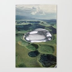 Terra Chrome Canvas Print