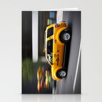 Follow that car Stationery Cards