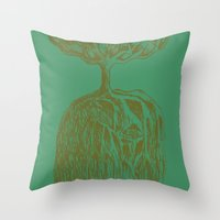 One Tree Planet *remaste… Throw Pillow