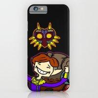 Happy Mask Salesman iPhone 6 Slim Case