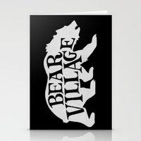 Bear Village - Polar Stationery Cards