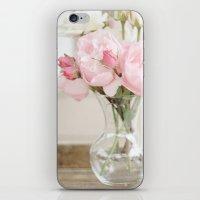 Smells Like Roses iPhone & iPod Skin