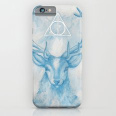 Expecto Patronum iPhone 6 Slim Case