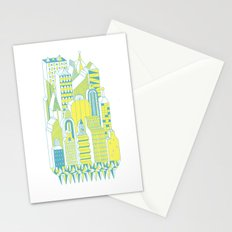 The City Stationery Cards