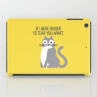 Purrfectly Honest iPad Case