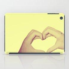 Heart Hand iPad Case