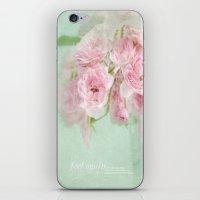 Vintage Roses iPhone & iPod Skin