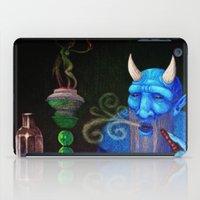 Hookah Demon iPad Case