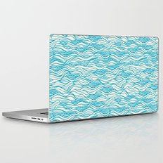 Clean blue river Laptop & iPad Skin