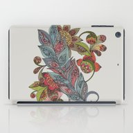 One Little Feather iPad Case