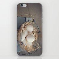 Eggs iPhone & iPod Skin
