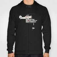 North by Northwest - Alfred Hitchcock Movie Poster Hoody