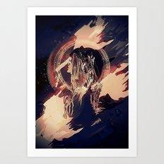 Native Elements 2012 Art Print