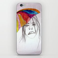 sad and colorful iPhone & iPod Skin