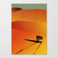 Morocco / Travel Collection Canvas Print