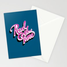 Real Cool Time Stationery Cards