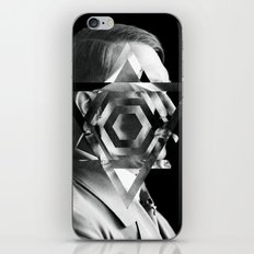 Hitler Being Punished for Obvious Reasons iPhone & iPod Skin