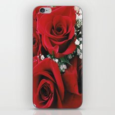 The Red Roses  iPhone & iPod Skin
