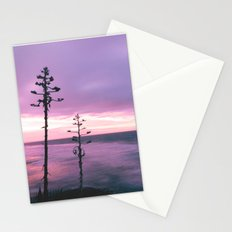 Winter Skies Stationery Cards