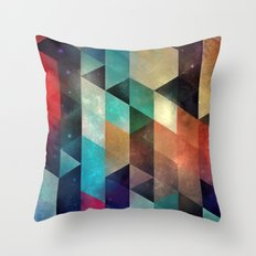 syy pyy syy Throw Pillow