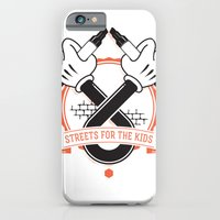 Streets For The Kids iPhone 6 Slim Case