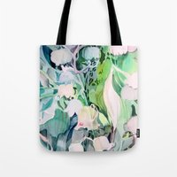 Bells of the Valley Tote Bag
