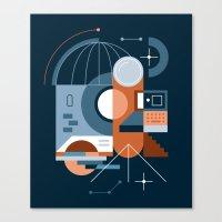 Astronomy Canvas Print