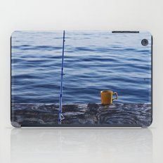 Sunrise Fishing  iPad Case