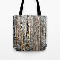 Camo In The Woods Tote Bag