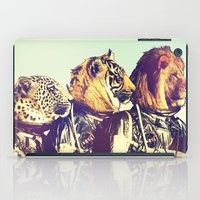 The Mission Comes First iPad Case