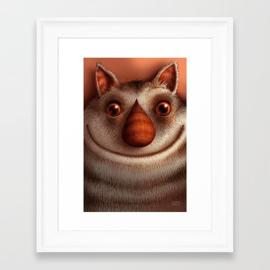 Brinkley Framed Art Print