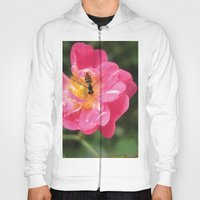 Flower Bee Hoody