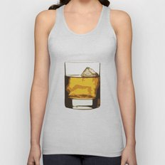 Old Scotch Whiskey Unisex Tank Top