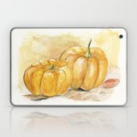 Mini Pumpkins II Laptop & iPad Skin